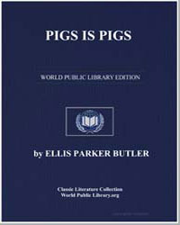 Pigs Is Pigs by Butler, Ellis Parker