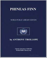 Phineas Finn by Trollope, Anthony