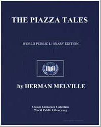 The Piazza Tales by Melville, Herman