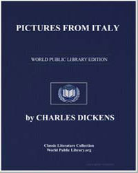 Pictures from Italy by Dickens, Charles