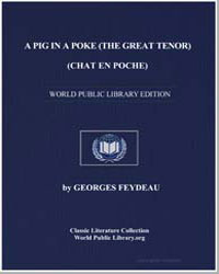 A Pig in a Poke by Feydeau, Georges