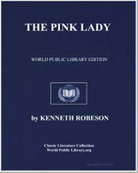 The Pink Lady by Robeson, Kenneth