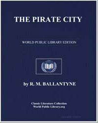 The Pirate City by Ballantyne, Robert Michael