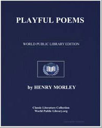 Playful Poems by Morley, Henry