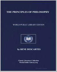 The Principles of Philosophy by Descartes, René