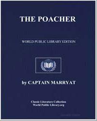 The Poacher by Marryat, Frederick, Captain