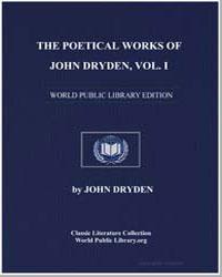 The Poetical Works of John Dryden, Volum... by Dryden, John