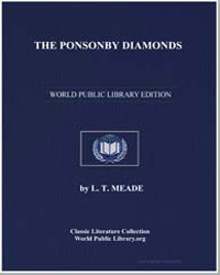 The Ponsonby Diamonds by Halifax, Clifford M. D.