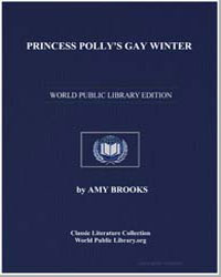Princess Polly's Gay Winter by Brooks, Amy