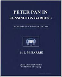 Peter Pan in Kensington Gardenspeter Pan... by Barrie, James Matthew