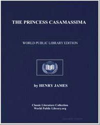 The Princess Casamassima by James, Henry