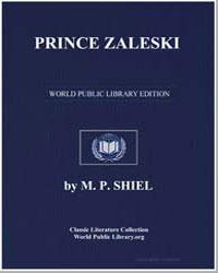 Prince Zaleski by Shiel, M. P.