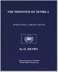 The Prisoner of Zembla by Henry, O.