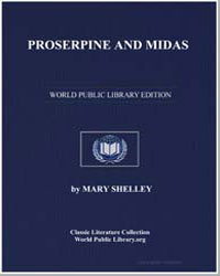 Proserpine and Midas by Shelley, Mary Wollstonecraft