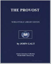 The Provost by Galt, John