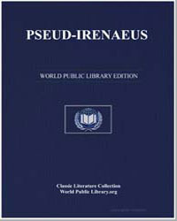 Pseudirenaeus by Pseud-Irenaeus