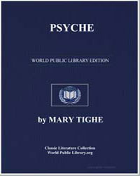 Psyche; Or, The Legend of Love by Tighe, Mary