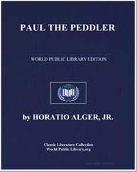 Paul the Peddler by Alger, Horatio