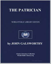 The Patrician by Galsworthy, John