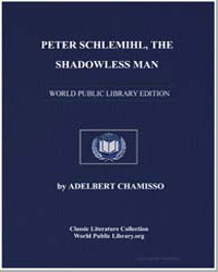 Peter Schlemihl, The Shadowless Man by Chamisso, Adelbert