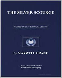 The Silver Scourge by Grant, Maxwell