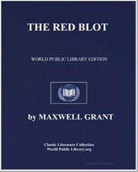 The Red Blot by Grant, Maxwell