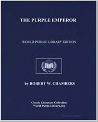The Purple Emperor by Chambers, Robert William