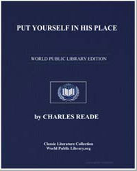 Put Yourself in His Place by Reade, Charles