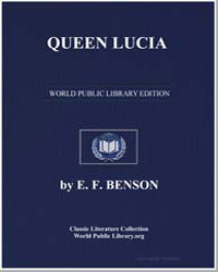 Queen Lucia by Benson, Edward Frederic