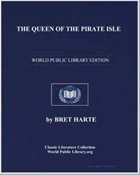 The Queen of the Pirate Isle by Harte, Brett