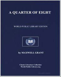 A Quarter of Eight by Grant, Maxwell