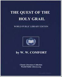 The Quest of the Holy Grail by Comfort, W. W.