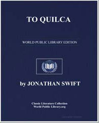 To Quilca by Swift, Jonathan