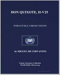 Don Quixote, Iiv25, Illustrated by De Cervantes, Miguel