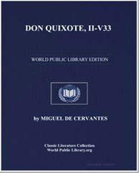 Don Quixote, Iiv33, Illustrated by De Cervantes, Miguel
