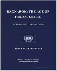 Ragnarok : The Age of Fire and Gravel by Donnelly, Ignatius