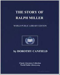 The Story of Ralph Miller by Canfield, Dorothy