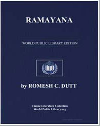 Ramayana by Valmiki