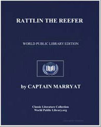 Rattlin the Reefer by Marryat, Frederick, Captain