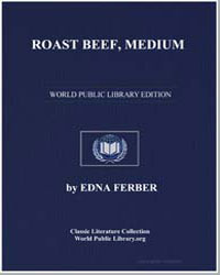 Roast Beef, Medium by Ferber, Edna