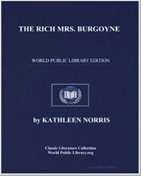 The Rich Mrs. Burgoyne by Norris, Kathleen