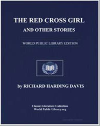 The Red Cross Girl and Other Stories by Davis, Richard Harding