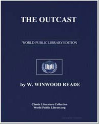 The Outcast by Reade, W. Winwood