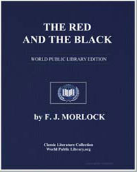 The Red and the Black by Beyle, Henri-Marie Stendhal