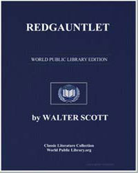 Redgauntlet by Scott, Walter, Sir