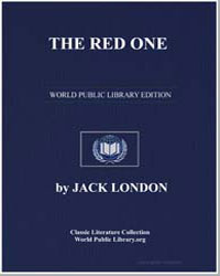 The Red One by London, Jack