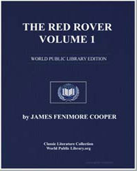 The Red Rover, Volume 1 by Cooper, James Fenimore