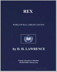 Rex by Lawrence, David Herbert