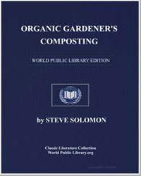 Organic Gardener's Composting by Solomon, Steve