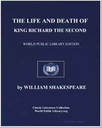 The Life and Death of King Richard the S... by Shakespeare, William